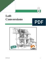 Loft Conversion Amended March 2014