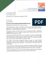 Terminate partnership with KWS_IFAD.pdf