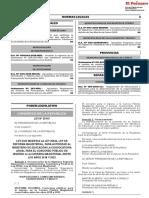 Ley que modifica la Ley 29944 Ley de Reforma Magisterial para autorizar al Ministerio de Educación la convocatoria anual para el concurso público de ingreso a la Carrera Magisterial entre los años 2018 y 2022