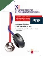 3121-Texto Completo 1 El Papel de Las Nuevas Tecnologías en La Atención Educativa Al Alumnado Enfermo- XI Congreso Nacional de Pedagogía Hospitalaria
