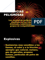 SUSTANCIAS PELIGROSAS