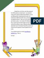 peyton letter home nashua-plainfield