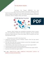 Pengertian Dan Sejarah Asean