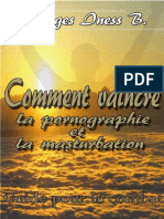 Comment Vaincre La Pornographie Et La Masturbation by Georges Iness b