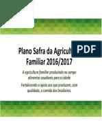 1 - Crédito Rural Pronaf Safra 2016-2017.pdf