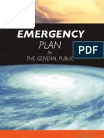Bermuda Hurricane Emergency Plan