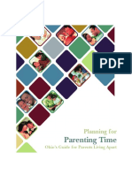 ParentingGuide and Required Parenting Schedule Form for Form 17