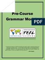 2nd Grammar Book - Past Contunuous