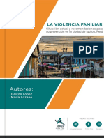 La Violencia Familiar en Iquitos FADV