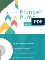 Plunger Pump 1