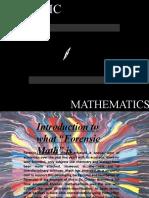 Forensic Math