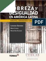 Pobreza y Desigualdad en America Latina