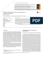 Spironolactone in CVD