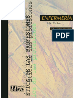 Ética Profesional de La Enfermería (2a. Ed.)
