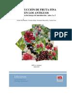 Producción de Fruta Fina en Los Antiguos - Ensayo 2011-2014 - InTA