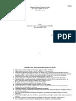 Plan Managerial Anual de Activitate Al Institu'Iei Pe Domeniul Instruire. Model