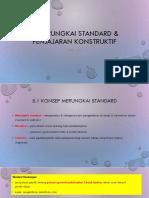 Topic 5 Merungkai Standard & Penjajaran Konstruktif