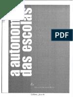 3 - Texto - A Autonomia Das Escolas
