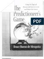 04.Bueno de Mesquita.the Predictioneers Game