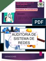 Auditoria de Sistema de Redes