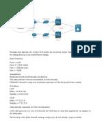 Asa Failover Configuration
