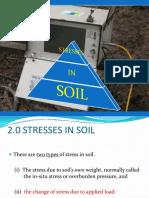 Stresses in Soil 161208