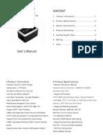 Nas Adapter Manual