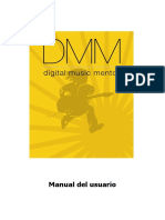 Manual de Usuario DDM