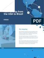 EBANX How to Ship From the USA to Brazil