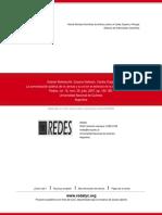 Stekolschik, Gallardo (2007) - La Comunicación Pública de La Ciencia y Su Rol en El Estímulo de La Vocación Científica