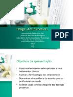 Drogas Antipsicóticas - Atualizado