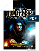 An Encounter With the Ghosts and Other Stories by Dr. Shishir Mishra