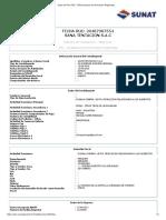 CIR Constancia de Informacion Registrada