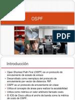 PROTOCOLO OSPF ADMON