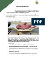ANTROPOMETRIA PEDIATRICA