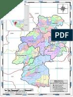Limite Politico Administartivo- Distritos-huancavelica