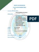 Exposicion Reserva I Calculos de Reservorio