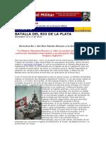 Combate Del Rio de La Plata