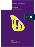 """Filinich, I. (2003) """"El enunciado descriptivo"""", """"La enunciación descriptiva"""", en Descripción"""