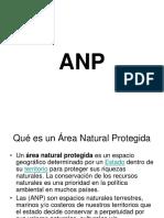 11 Clase de Àreas Naturale Protegidas