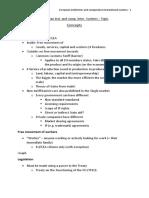06 European Institutions Study Notes