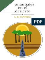 Manantiales en El Desierto l b Cowman