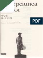 Intelepciunea Banilor - Pascal Bruckner