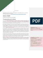 Bibliografia Metodo Reva