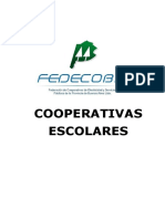 Cooperativas Escolares Manual