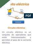 Circuito Electrico y Tareas