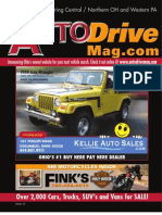 Cars/Vans Edition  - Issue 19