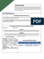 Formato Para Ejercicios Nomenclatura