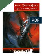 Señores de la Tierra Media-Volumen 1.pdf valar maiar elfos.pdf