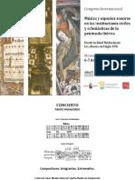 Programa Concierto 6 de abril 2018